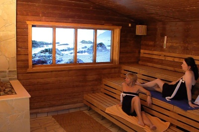 saunieren freizeitbad und sauna aquana. Black Bedroom Furniture Sets. Home Design Ideas